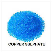 Blue Copper Sulphate