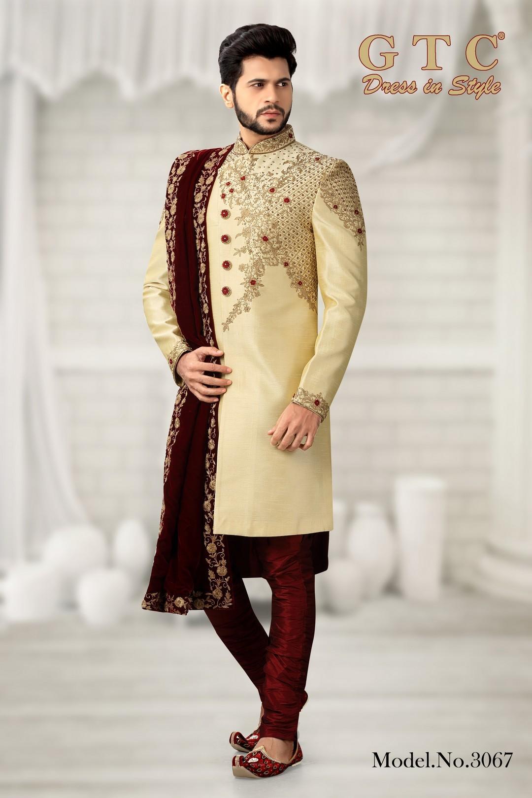 3067 Designer Sherwani