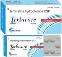 Terbinafine Tablet Usp 250 Mg/terbicare.