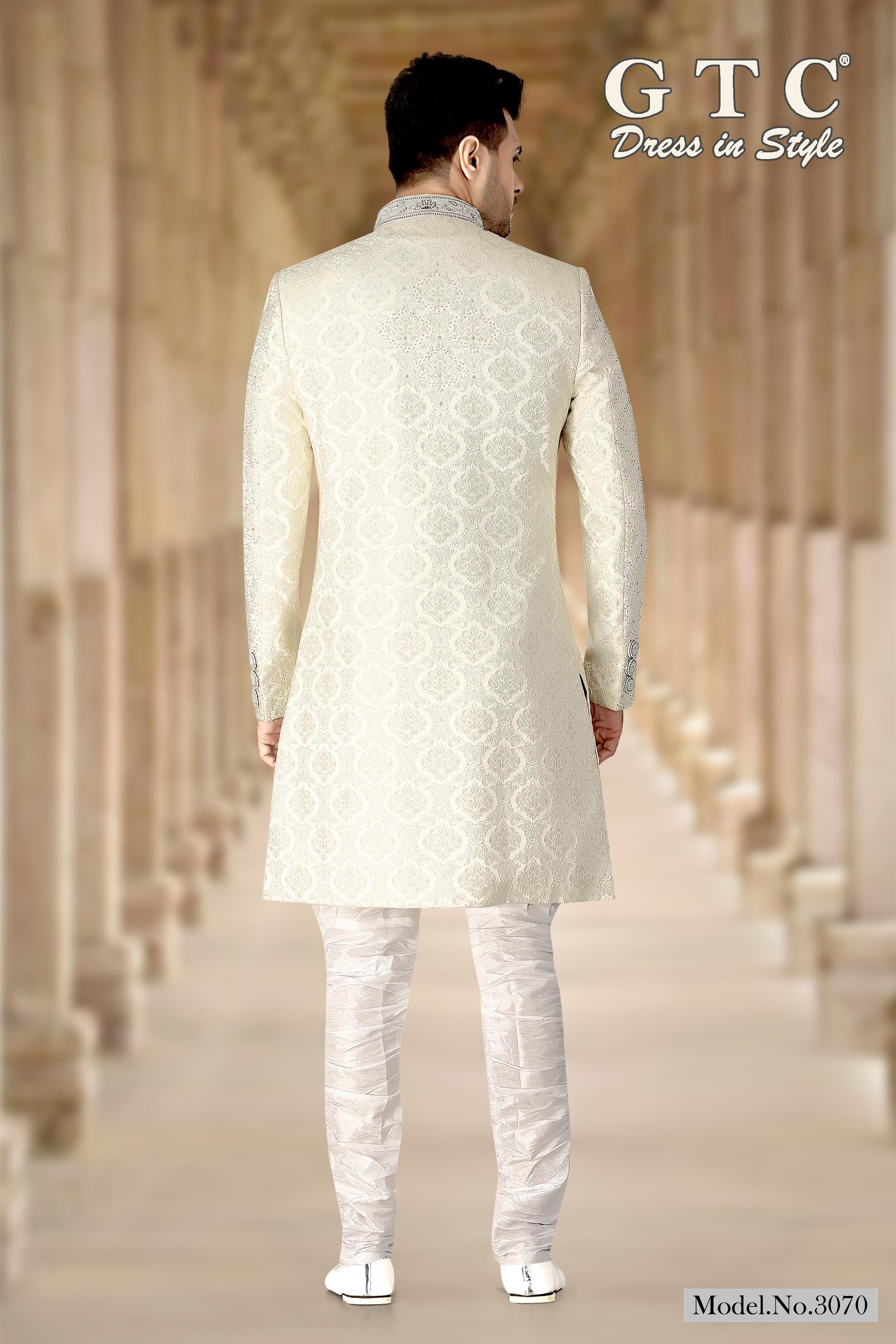 3070 Designer Sherwani