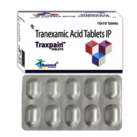 Tranexamic Acid Bp 500mg./traxpain