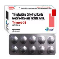 Trimetazidine Dihydrochloride IP 35mg/TRIMZED-35