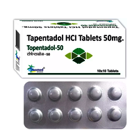 Tapentadol Hydrochloride IP 50mg./TOPENTADOL-50