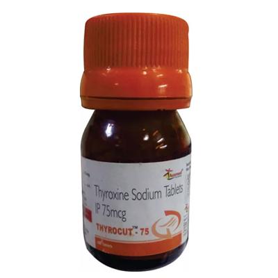 Thyroxine Sodium I.p. 25 Mcg./thyrocut 25