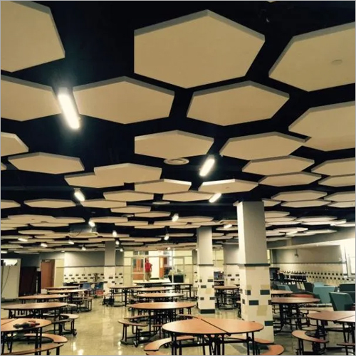 Acoustic Cloud Ceiling