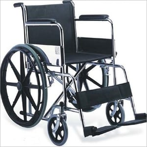 Hand Operated Medical Wheel Chair