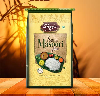 SHAZIA SONA MASOORI RICE