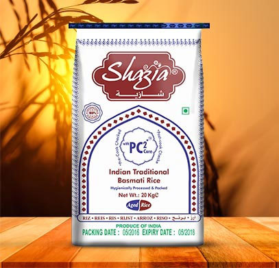 SHAZIA INDIAN TRADITIONAL RICE
