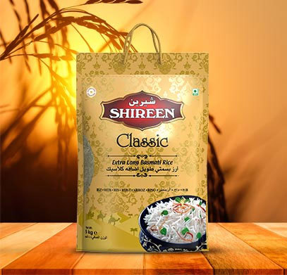 CLASSIC EXTRA LONG BASMATI RICE