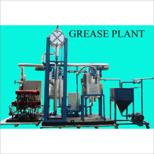 Industrial Grease Plant
