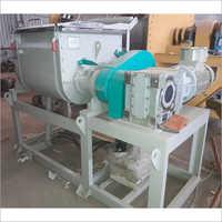Twin Shaft Mixing Machine
