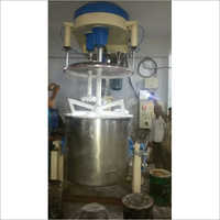Industrial Butterfly Mixer Machine