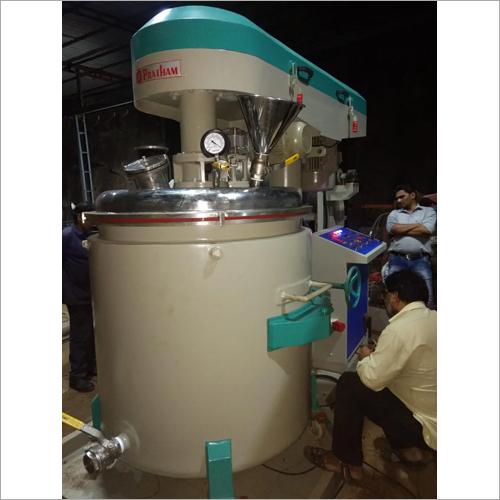 Twin Shaft Disperser Machine