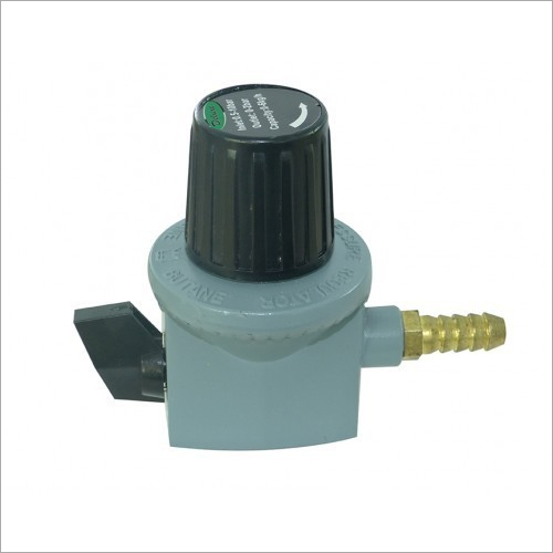 Child Lock Gas Regulator