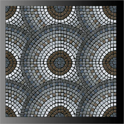 400x400 mm Vitrified Parking Tiles
