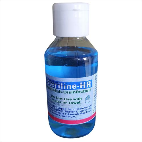 100 ml Steriline HR Hand Rub Disinfectant