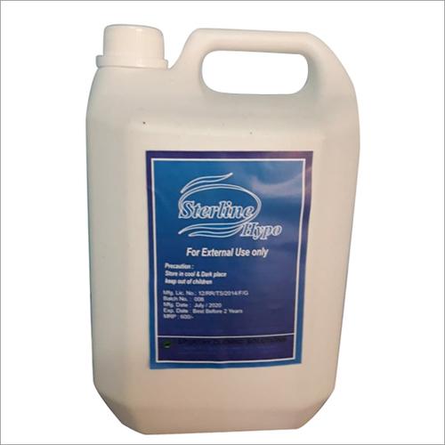 5 Ltr Sterline Hypo Hand Sanitizer