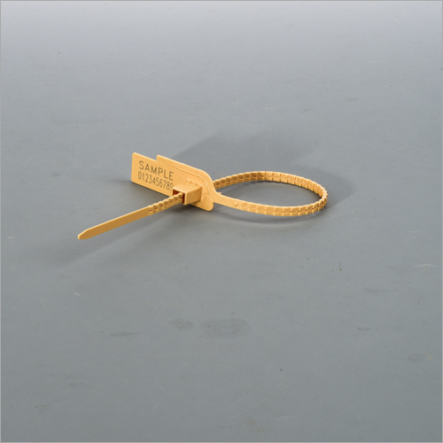 Plastic Container Lock Seal