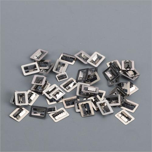 Metal Screw Plate Clip