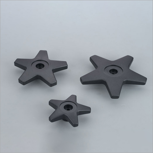 Plastic Star Lock Handle