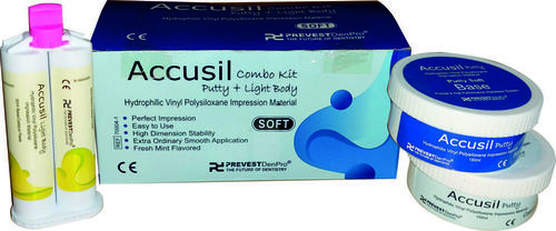 Accusil - Putty Combo Pack + Light Body