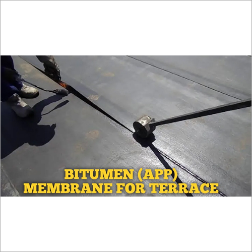 Bitumen (APP) Membrane For Terrace