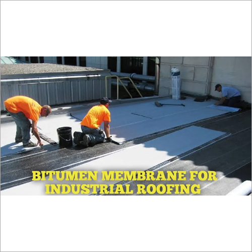 Bitumen Membrane For Industrial Roofing