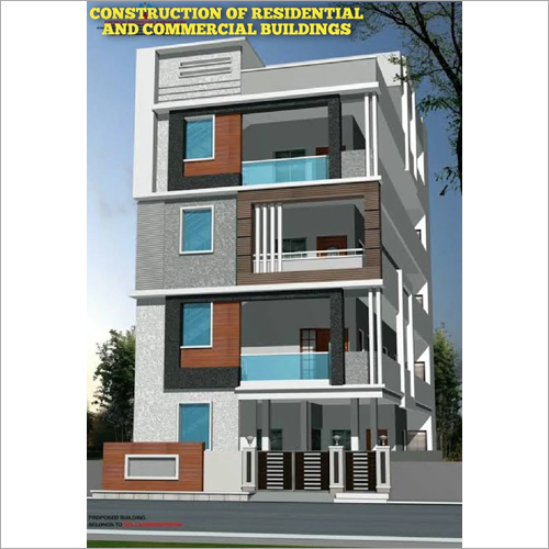 Residential And Commercial Buildings Construction Services