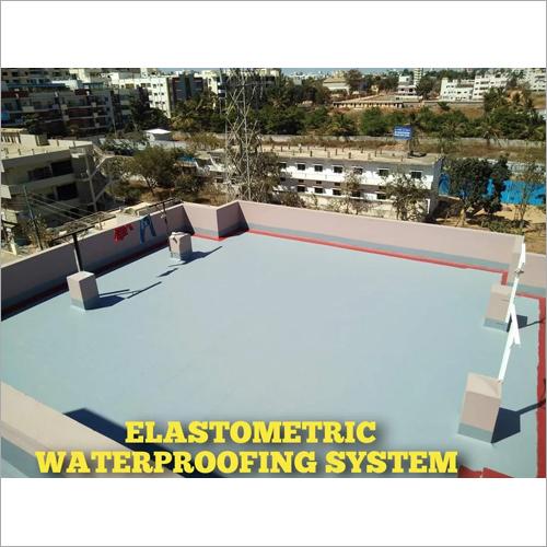 Elastometric Waterproofing System