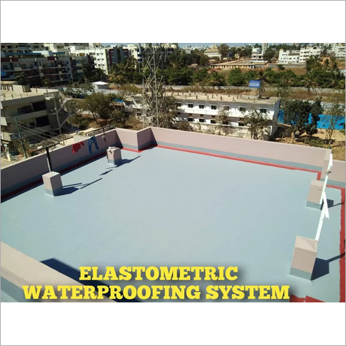Elastometric Waterproofing System