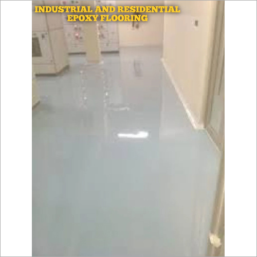 Industrial And Residential Epoxy Flooring