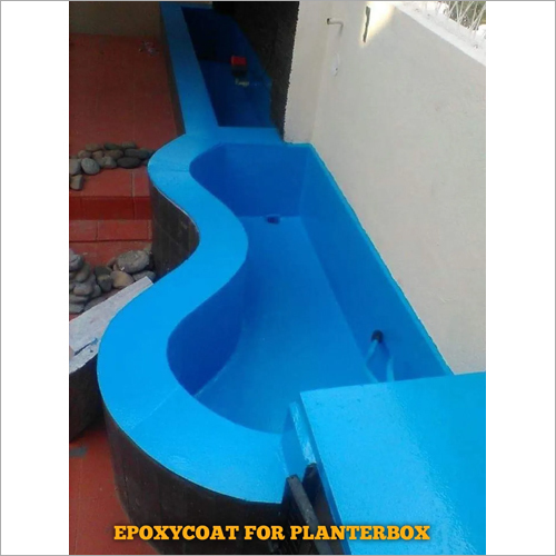 Epoxycoat For Planter Box