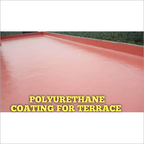 Polyurethane Coating For Terrace