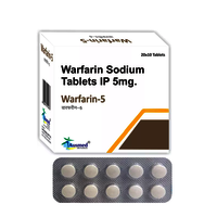 Warfarin 5mg./WARFARIN-5
