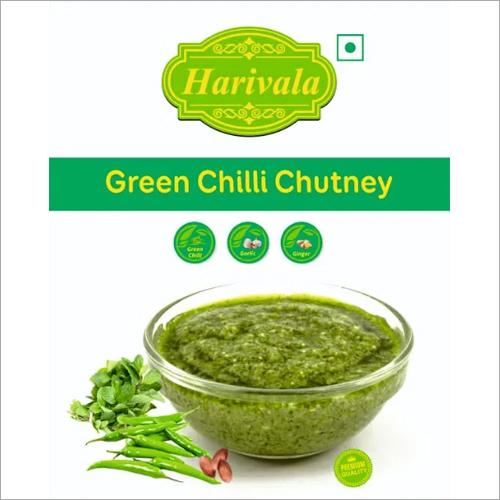 Green Chilli Chutney