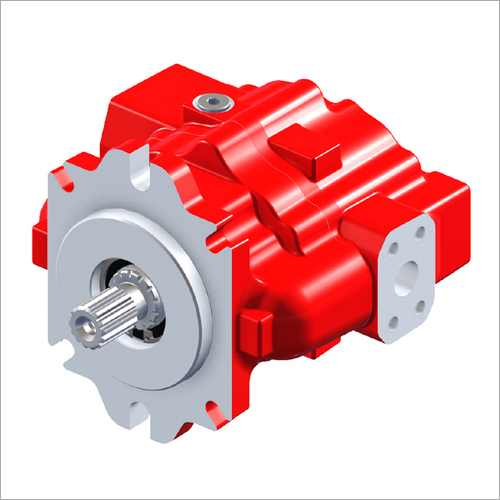 Busher Hydraulic Rotary Pump