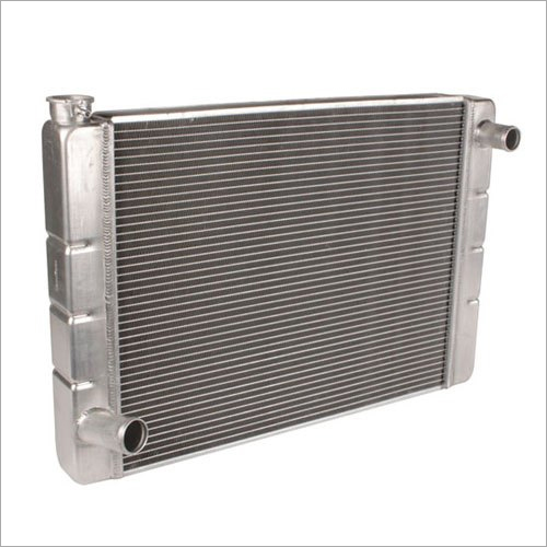 Aluminium Radiator Assembly