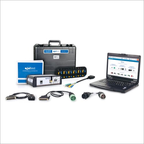 Jaltest Commercial Truck Scanner