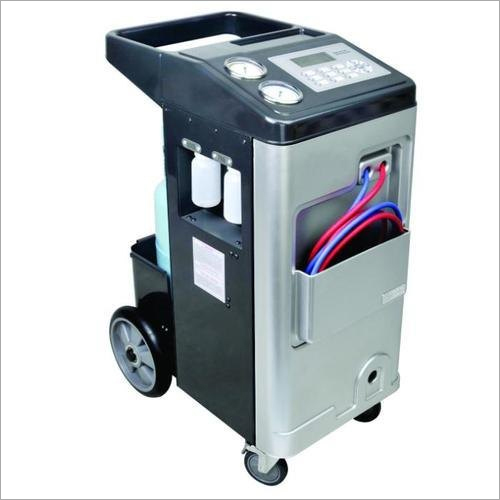 Automatic AC Gas Charging Machine