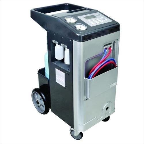 Automatic AC Gas Charging Machine