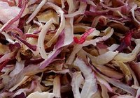 White Onion Flakes And Red Onion Flakes