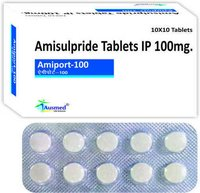 Amisulpride IP 100mg. / AMIPORT- 100.