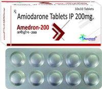 Amiodarone Hydrochloride IP 200mg./AMEDRON-200
