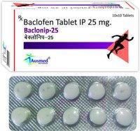 Baclofen IP 10 mg./BACLONIP-10