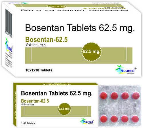 Bosentan Monohydrate eq. to Bosentan  62.5mg./BOSENTAN 62.5