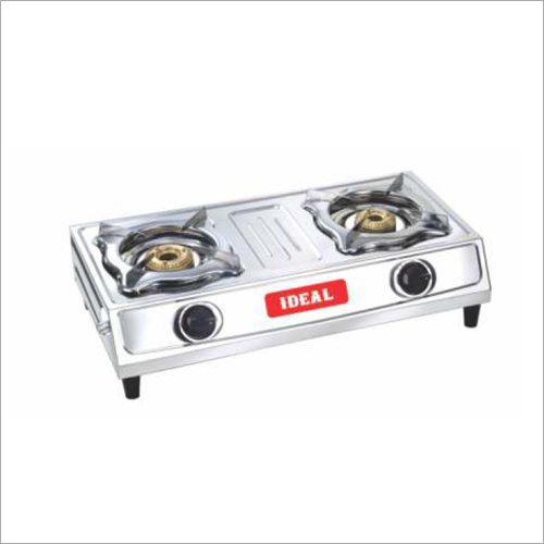 Stainless Steel L.P.G Stove
