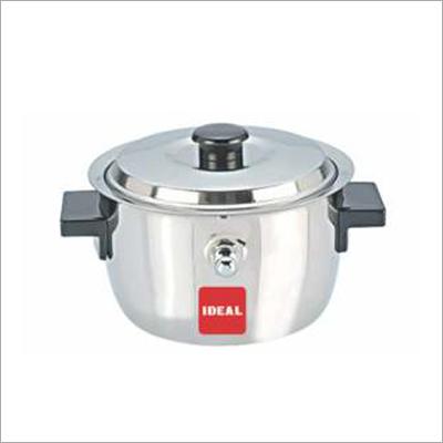 Sleek Milk Boiler