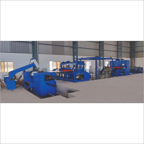 Fully Automatic Cut To Length Line Machine