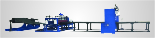 Semi auto  Cut To Length Line Machine