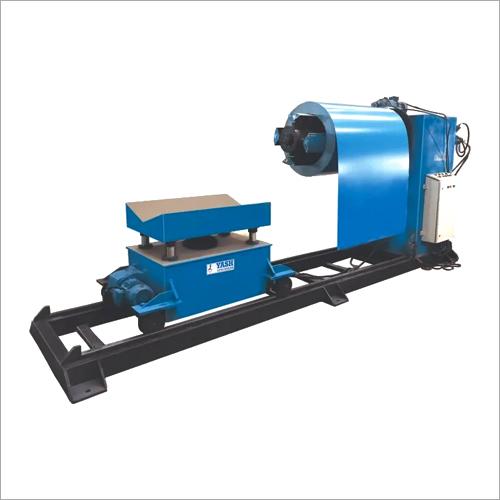 Hydraulic Coil Car Decoiler Machine